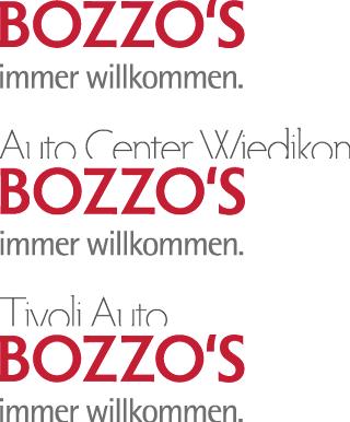 Logos Bozzo's