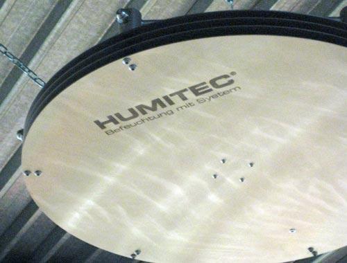 Design und Labeling HUMITEC