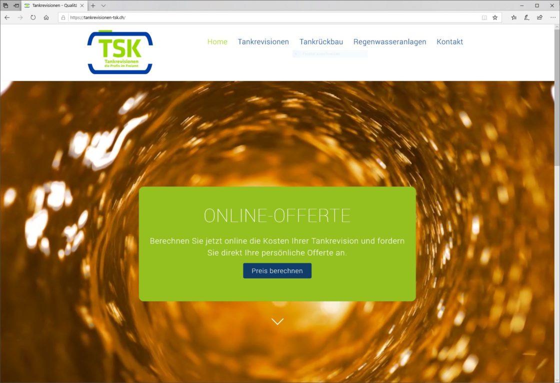 Screen Startseite