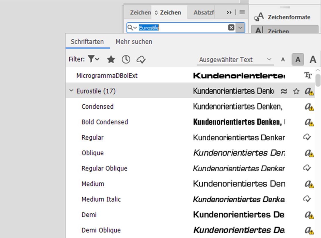 Screenshot-Fontproblem-InDesign
